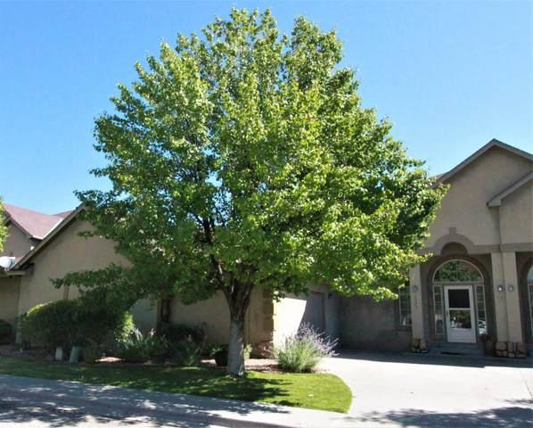 2390 Canyon Glen, Los Alamos, NM 87544 (MLS #202104745) :: Summit Group Real Estate Professionals