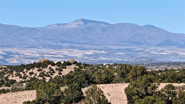 7 Ridge Point, Santa Fe, NM 87506 (MLS #202104747) :: Summit Group Real Estate Professionals