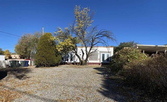 710 Onate Place, Santa Fe, NM 87505 (MLS #202104749) :: Stephanie Hamilton Real Estate