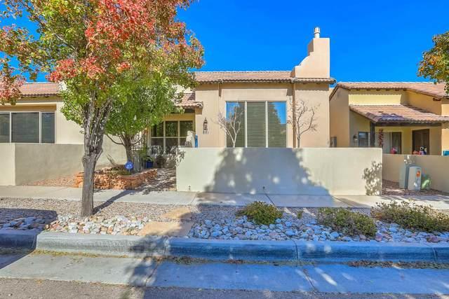 5111 Sevilla Ave Nw, Albuquerque, NM 87120 (MLS #202104751) :: Stephanie Hamilton Real Estate