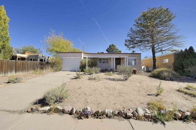 133 Sereno Dr, Santa Fe, NM 87501 (MLS #202104753) :: Stephanie Hamilton Real Estate