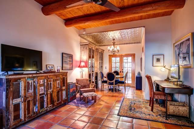 211 Rosario #3, Santa Fe, NM 87501 (MLS #202104754) :: Stephanie Hamilton Real Estate