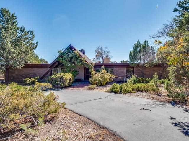 206 Rio Bravo Dr, Los Alamos, NM 87544 (MLS #202104760) :: Stephanie Hamilton Real Estate