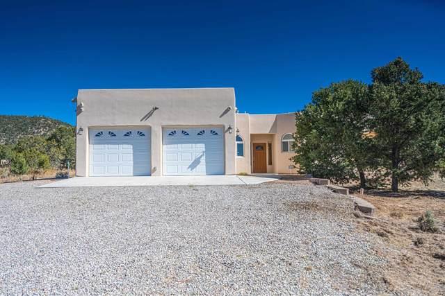 7507 Old Santa Fe Trl, Santa Fe, NM 87505 (MLS #202104762) :: Stephanie Hamilton Real Estate