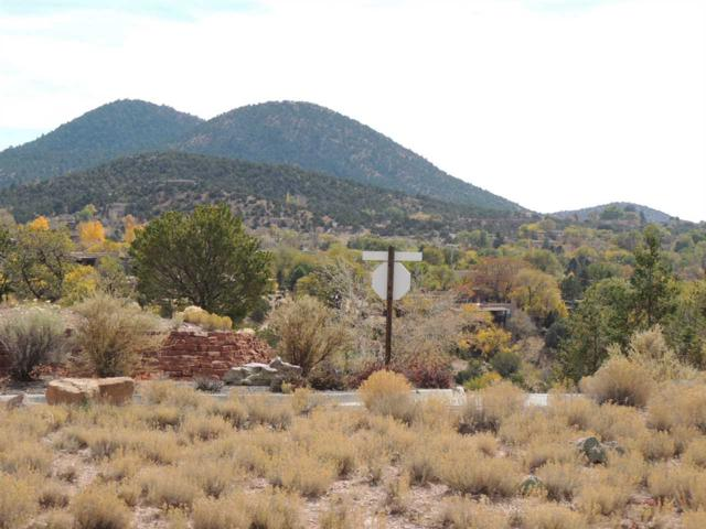 821 Vista Catedral Lot 104, Santa Fe, NM 87501 (MLS #201605014) :: The Desmond Group