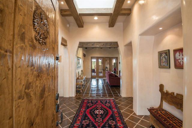 2175 Paseo Iglesias, Santa Fe, NM 87501 (MLS #201701287) :: Deborah Cox & Associates