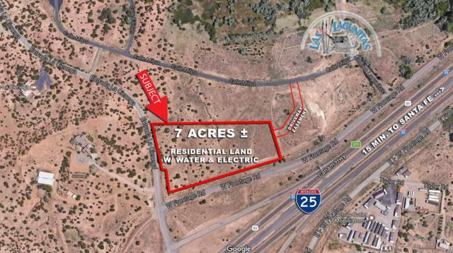 106 W Calle Milpa, Santa Fe, NM 87507 (MLS #201701644) :: The Bigelow Team / Realty One of New Mexico