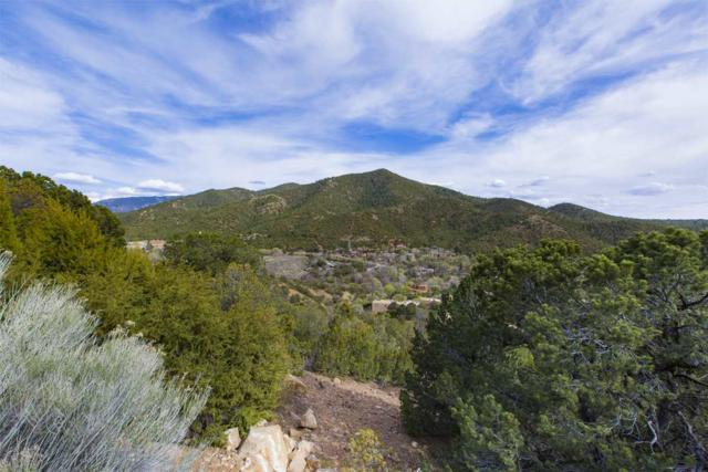 1677 Cerro Gordo #8 Lot 8, Santa Fe, NM 87501 (MLS #201701659) :: The Desmond Group