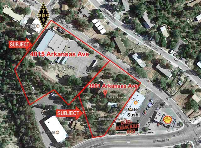 4015-3901 Arkansas Ave, Los Alamos, NM 87544 (MLS #201704154) :: The Desmond Group