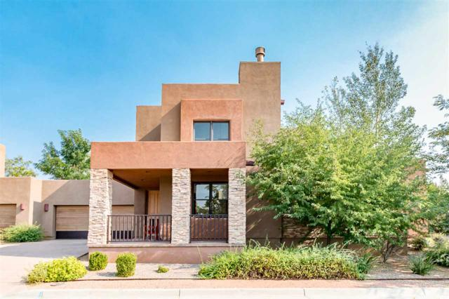 1609 Villa Strada, Santa Fe, NM 87506 (MLS #201704374) :: The Desmond Group