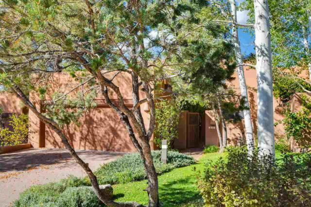 757 Calle Del Resplandor, Santa Fe, NM 87505 (MLS #201704481) :: The Desmond Group