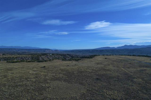 Lot 23 Pedernal Drive, Medanales, NM 87548 (MLS #201704598) :: The Bigelow Team / Realty One of New Mexico