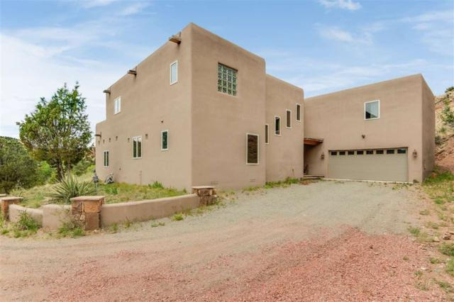 1339 Bishops Lodge, Tesuque, NM 87506 (MLS #201704695) :: DeVito & Desmond