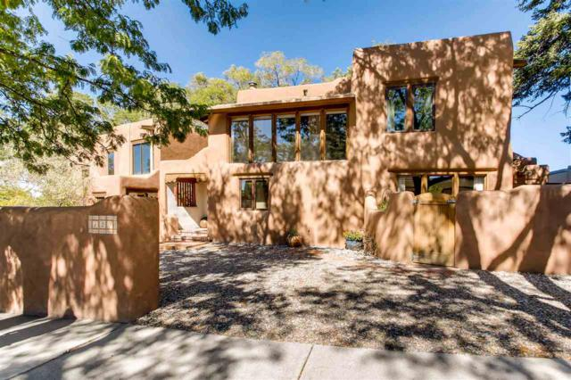 129 W Houghton B, Santa Fe, NM 87505 (MLS #201704757) :: Deborah Cox & Associates