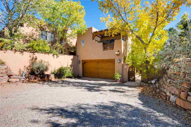 147 Gonzales Road #17, Santa Fe, NM 87501 (MLS #201704858) :: The Desmond Group