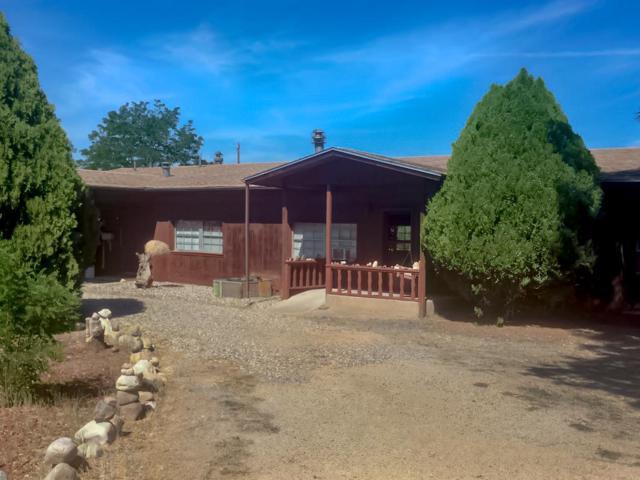 81 County Road 122, Espanola, NM 87532 (MLS #201705300) :: The Desmond Group