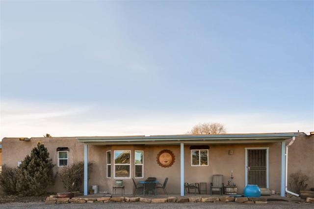 14 Avenida Del Monte Alto, Santa Fe, NM 87508 (MLS #201800157) :: The Very Best of Santa Fe