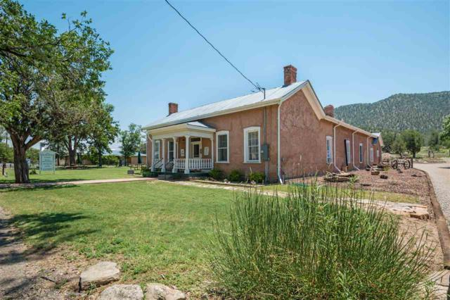 826 Highway 380, Lincoln, NM 88338 (MLS #201800259) :: The Desmond Group