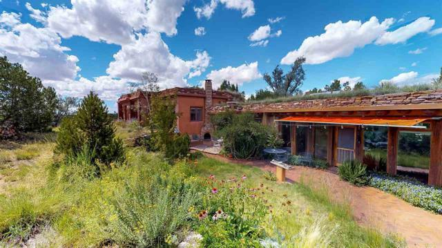 103 B Camino Los Abuelos, Santa Fe, NM 87508 (MLS #201800546) :: The Very Best of Santa Fe