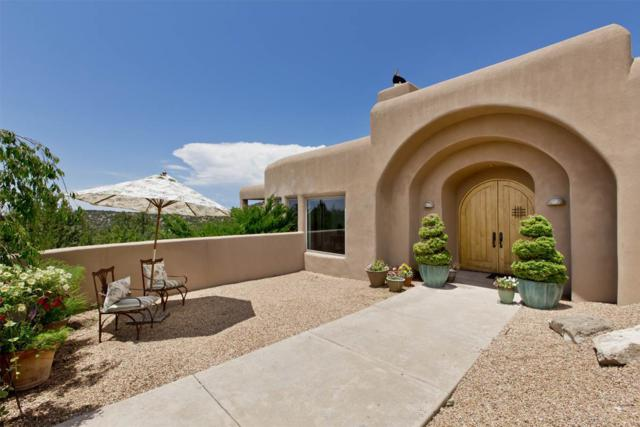 2108 Senda De Daniel, Santa Fe, NM 87501 (MLS #201800691) :: The Very Best of Santa Fe