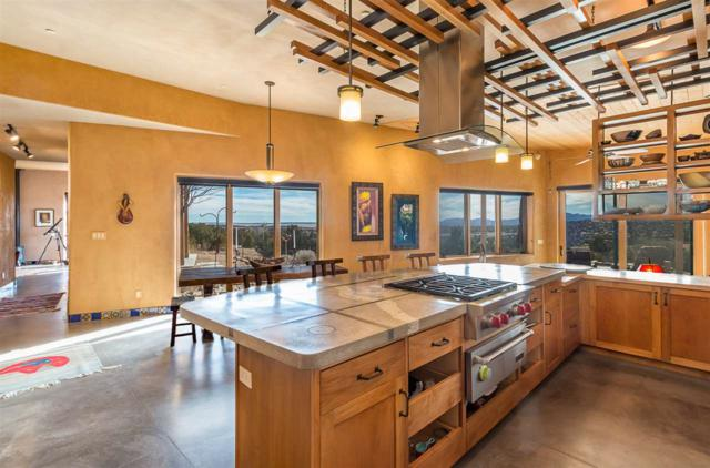 2 Southern Crescent, Santa Fe, NM 87540 (MLS #201800948) :: The Desmond Group