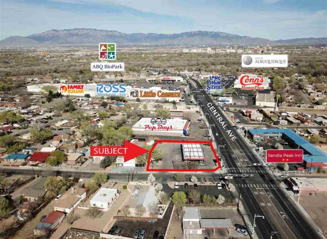4617 Central Ave Nw, Albuquerque, NM 87105 (MLS #201801125) :: The Desmond Group