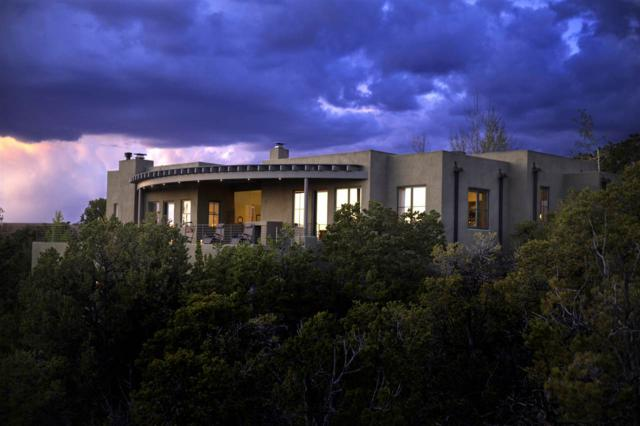 1149 S. Summit Ridge, Santa Fe, NM 87501 (MLS #201801154) :: The Desmond Group