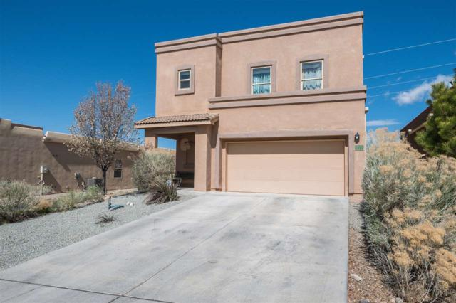 4232 Entrada Sonata, Santa Fe, NM 87507 (MLS #201801359) :: The Desmond Group