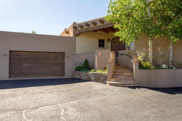 1929 Cerros Colorados, Santa Fe, NM 87501 (MLS #201801757) :: The Desmond Group