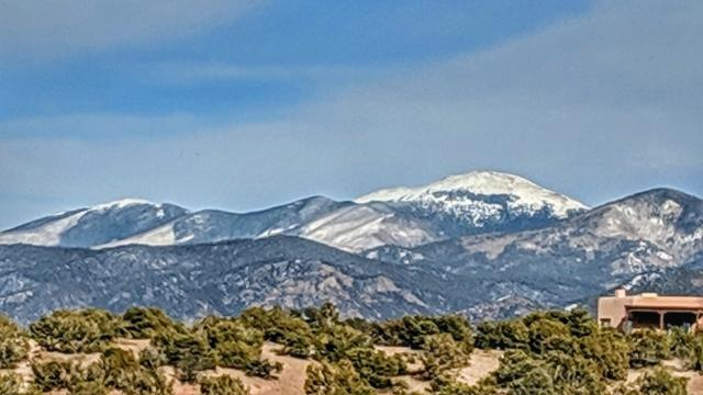 34 Sundance Ridge Circle Lot 5, Santa Fe, NM 87506 (MLS #201801793) :: The Desmond Group