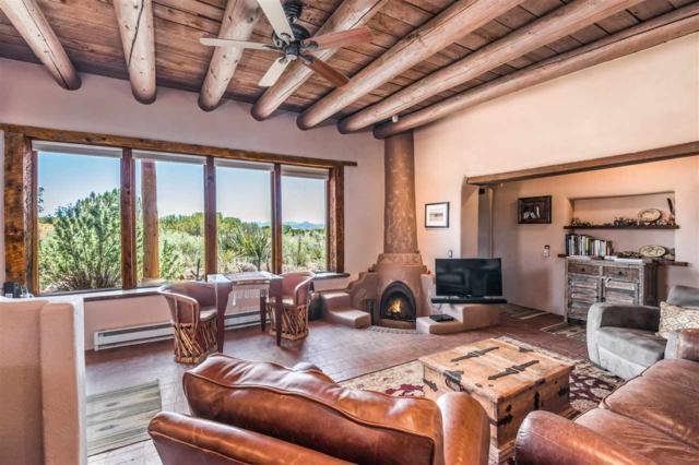 841 Camino Los Abuelos, Lamy, NM 87540 (MLS #201801960) :: The Very Best of Santa Fe