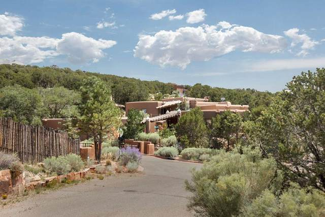 2101 Senda De Daniel, Santa Fe, NM 87501 (MLS #201802145) :: The Very Best of Santa Fe