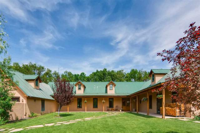 3 A Camino Miguel, Santa Fe, NM 87506 (MLS #201802264) :: The Desmond Group