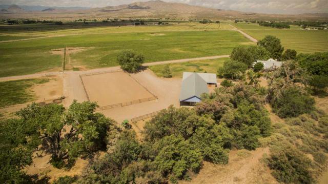 742 Hwy 408, Lemitar, NM 87823 (MLS #201802327) :: The Very Best of Santa Fe