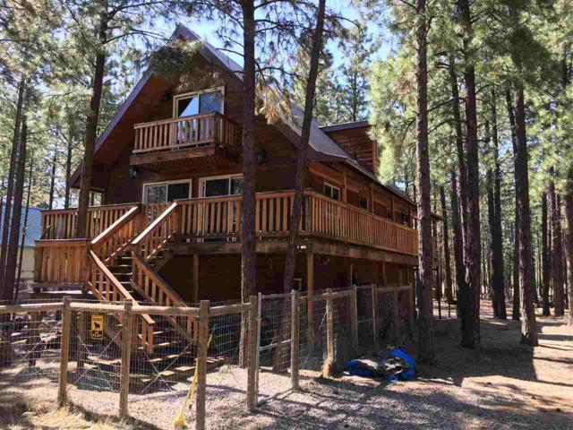 104 Trilobite Trail, Jemez Springs, NM 87025 (MLS #201802399) :: The Desmond Group