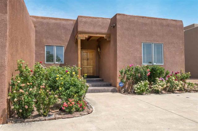 2909 Cliff Palace, Santa Fe, NM 87507 (MLS #201802530) :: The Desmond Group