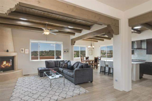26 Via Bella, Santa Fe, NM 87507 (MLS #201802598) :: The Desmond Group