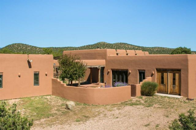 53 Principe De Paz, Santa Fe, NM 87508 (MLS #201802618) :: The Desmond Group