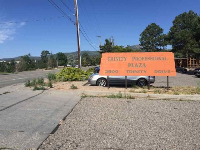 3500 Trinity, Los Alamos, NM 87544 (MLS #201802682) :: The Bigelow Team / Realty One of New Mexico