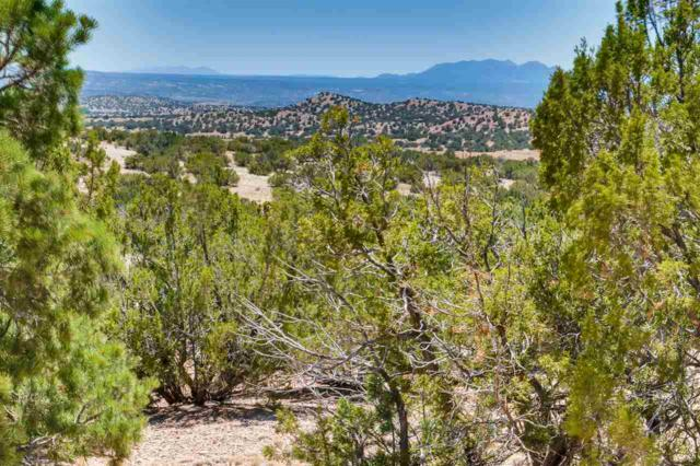 8 Southern Crescent Lot 3, Lamy, NM 87540 (MLS #201802840) :: The Very Best of Santa Fe