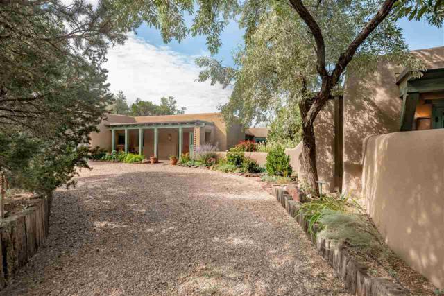 600 Camino Rancheros, Santa Fe, NM 87505 (MLS #201803017) :: The Very Best of Santa Fe