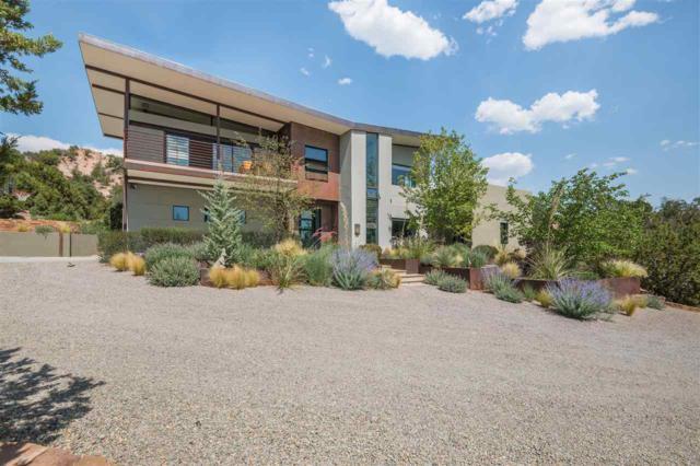9 Camino Sin Ganas, Santa Fe, NM 87506 (MLS #201803104) :: The Desmond Group