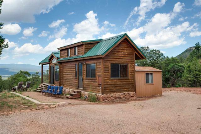 69 The Cliffs View, Glorieta, NM 87535 (MLS #201803267) :: The Very Best of Santa Fe