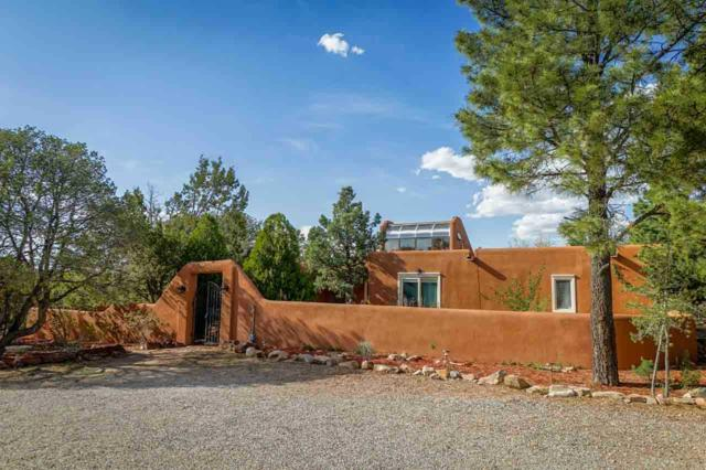 1419 Madrid Place, Santa Fe, NM 87505 (MLS #201803400) :: The Desmond Group