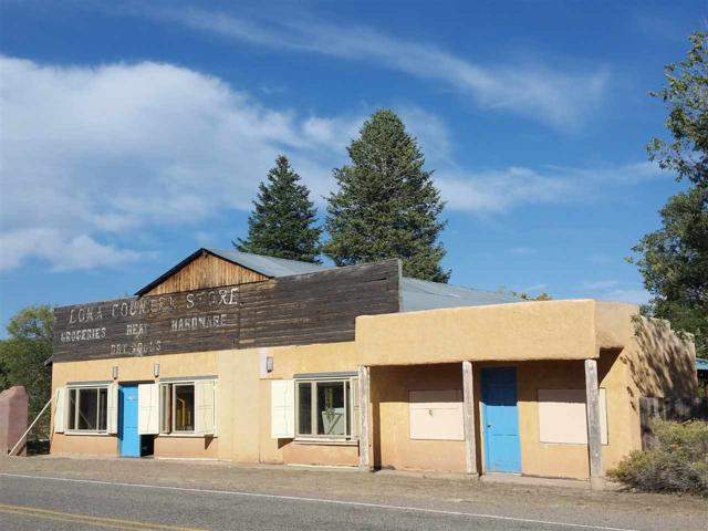 1132 Hwy 554, El Rito, NM 87510 (MLS #201803429) :: The Bigelow Team / Realty One of New Mexico