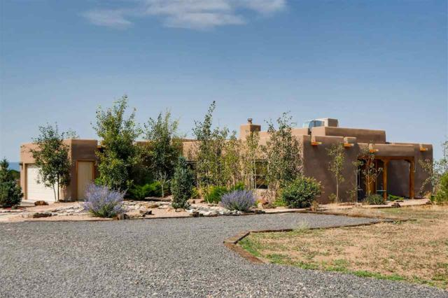 19 Blue Mesa, Santa Fe, NM 87508 (MLS #201803754) :: The Very Best of Santa Fe