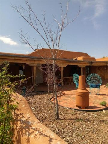 22 Blue Tesuque Lane 22 A-C, Tesuque, NM 87506 (MLS #201803904) :: The Desmond Group
