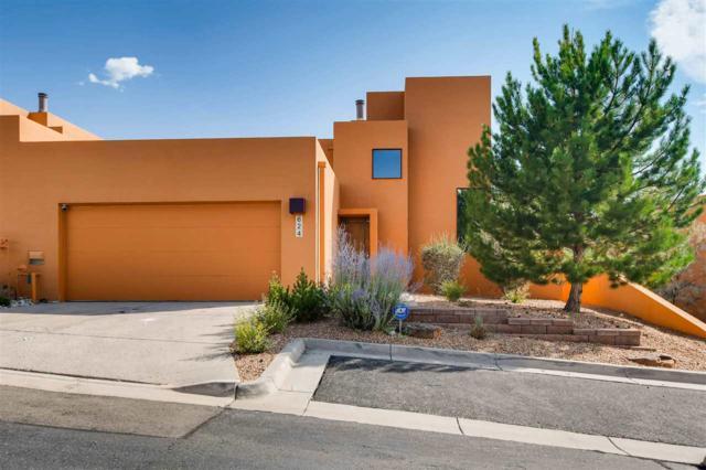 624 Avenida Colima, Santa Fe, NM 87506 (MLS #201803918) :: The Desmond Group