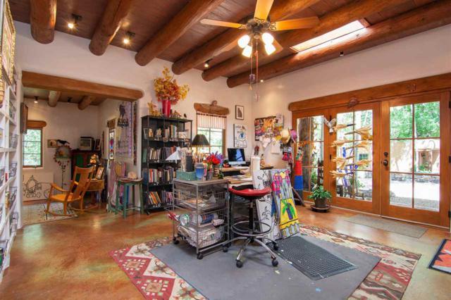 1474 Bishops Lodge Rd., Santa Fe, NM 87506 (MLS #201804141) :: The Desmond Group