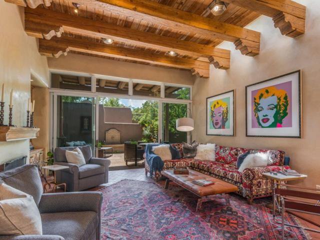 1123 E Alameda Street, Santa Fe, NM 87501 (MLS #201804508) :: The Very Best of Santa Fe